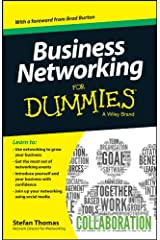 Business Networking For Dummies (For Dummies Series) Paperback