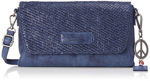 Fritzi aus Preussen Damen Allana Business Tasche, Blau (atlantic), 2x18x28 cm