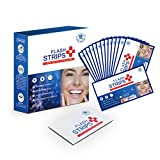 Sbiancamento Dei Denti Strisce,Breett 28 Strisce Sbiancanti Teeth Whitening Strips Dental-Whitestrip-Advanced Teeth Whitening Strips
