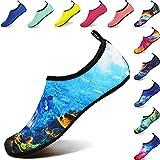 1b23f6ee5d0c5 BIGU Chaussettes de Sport Aquatique de Nager de Surf de Yoga et de Plage  Pieds Nus