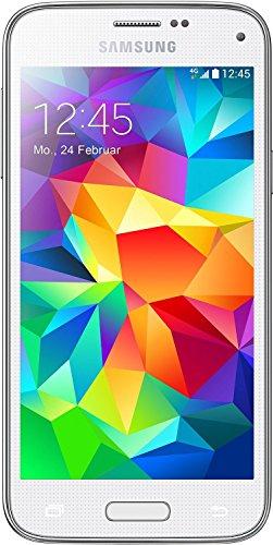 Galaxy S5 Mini Samsung Galaxy S5 Mini Smartphone (11,43 cm (4,5 Zoll) Touchscreen, 8 Megapixel-Kamera, 1,4-GHz-Quad-Core-Prozessor, Android 4.4) weiß [EU-Version]