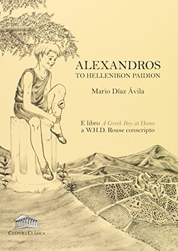 Alexandros : to Hellenikon Paidion por Mario Díaz Ávila