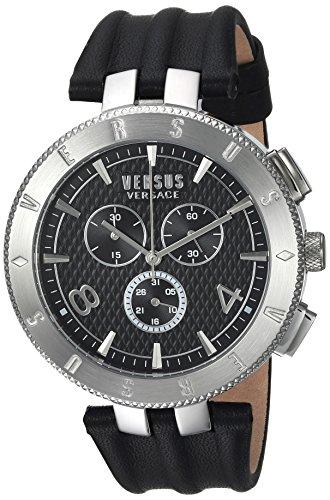 Versus Versace Herren analog Quarz Uhr S76080017