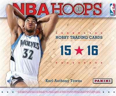Panini 2015-16 NBA Hoops