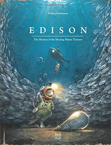 Edison: The Mystery of the Missing Mouse Treasure (Mouse Adventures)