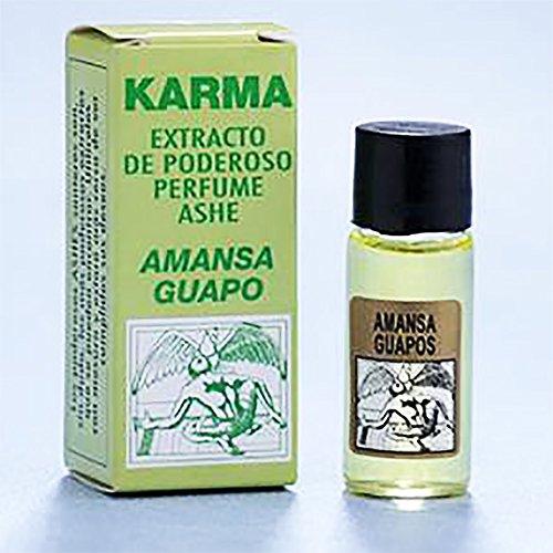Perfume Amansa Guapo- Extracto de poderoso Perfume ashe Amansa Guapo- Para amarres y atracción