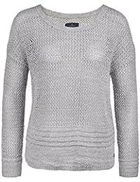 Campus pull-over en tricot à manches longues pour homme