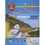Atlas routier France 2013 100% Plastifié