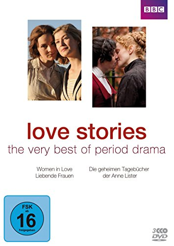 Love Stories - The Very Best of Period Drama [3 DVDs]