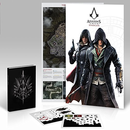 Guide Assassin's Creed : Syndicate - édition collector