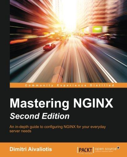 Mastering NGINX Second Edition (English Edition)