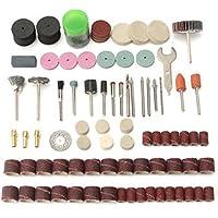 Juego de accesorios para pulir y lijar, 200 piezas, para manualidades