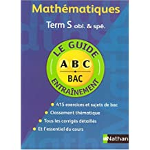 Guide ABC maths terminale S exos intensifs N35