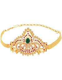 MFJ Fashion Jewellery Gold Plated Adorable Bajuband Armlet for Women