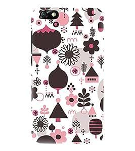 EPICCASE Trendy Village Mobile Back Case Cover For Huawei Honor 4X (Designer Case)