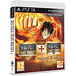 One Piece: Pirate Warriors 1 + One Piece: Pirate Warriors 2.