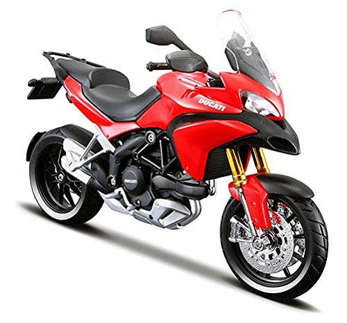 Imagen principal de 2010 Ducati Multistrada 1200S [Maisto 31188R], Rojo, 1:12 Die Cast