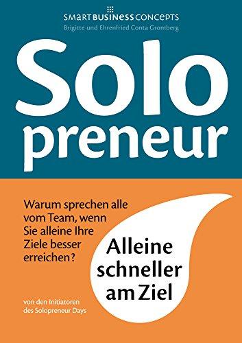 Buchseite und Rezensionen zu 'Solopreneur' von Ehrenfried Conta Gromberg