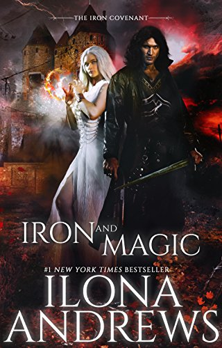 Iron and Magic (The Iron Covenant Book 1) (English Edition) (Horse Buch Iron)