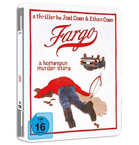 Fargo - Steel Edition [Blu-ray]