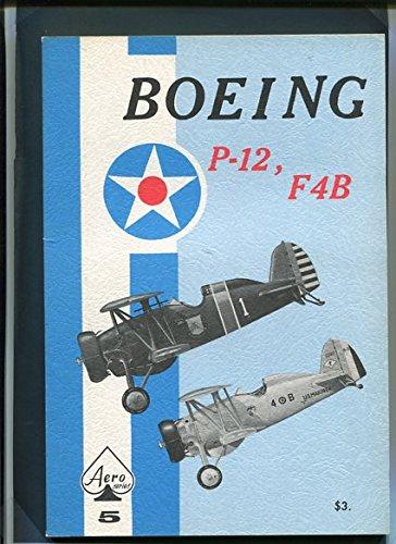 Boeing P-12 F4B - Aero Series 5.