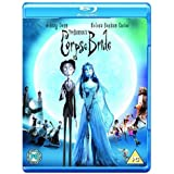 The Corpse Bride [Blu-ray] [2005] [Region Free]