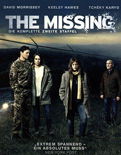The Missing - Staffel 2 [Blu-ray]