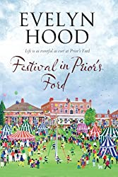 Festival in Prior's Ford: A Cosy Saga of Scottish Village Life (A Prior's Ford Novel) by Evelyn Hood (2014-04-01)