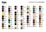 Lederfarbe für Naturleder, Sythetik und Textil. Entwickelt Super Color Kaps 500ml (101 weiss)