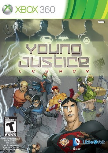 Young Justice: Legacy - Xbox 360 by Little Orbit (Legacy Young Justice)