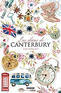 Las chicas de Canterbury par Kim Wright