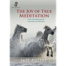 The Joy of True Meditation: Words of Encouragement for Tired Minds and Wild Hearts