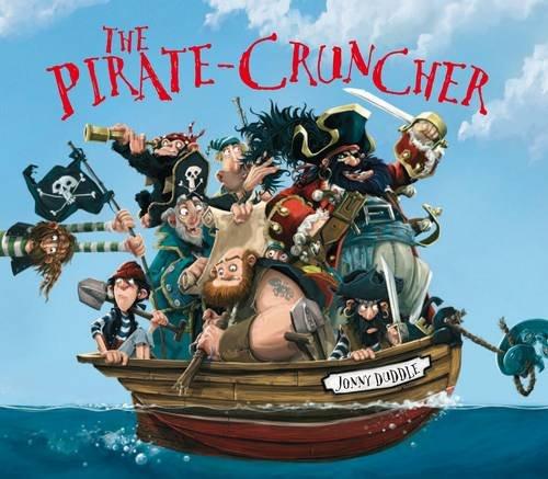 The Pirate Cruncher (Jonny Duddle) por Jonny Duddle