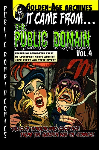 It Came From the Public Domain #4 (English Edition)