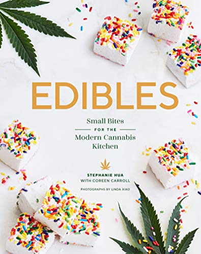 Edibles: Small Bites for the Modern Cannabis Kitchen (English Edition)