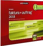 Lexware faktura+auftrag 2018 basis-Version in frustfreier Verpackung (Jahreslizenz)|Einfache Auftrags- und Rechnungs-Software für alle Branchen|Kompatibel mit Windows 7 oder aktueller