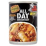 Hambre Breaks Todo el día Desayuno - 3 x 395gm