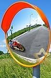 45cm Convex Safety Mirror Traffic 450mm Security Shop Driveway Blind Spot Hidden Road