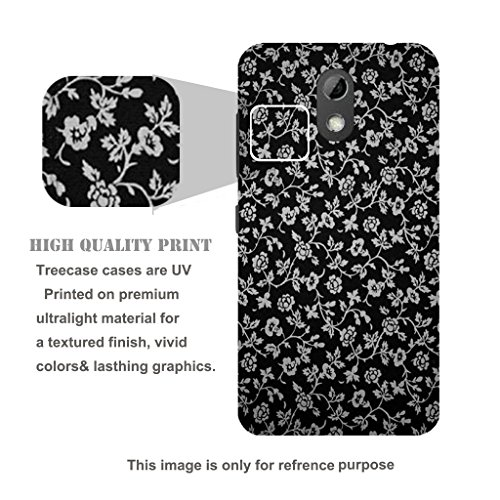 TREECASE Designer Soft Silicone Printed Back Case Cover For Vivo V5