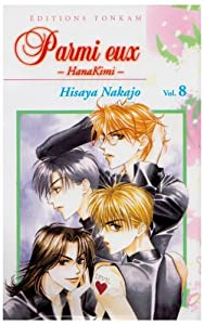 Parmi Eux - HanaKimi Edition simple Tome 8