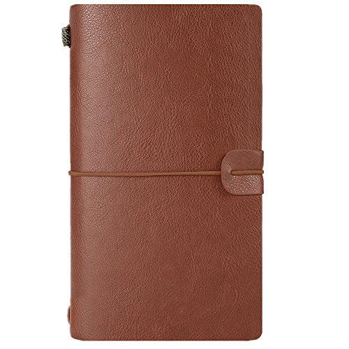 Leder-Tagebuch, MaleDen leeres Buch Tagebuch zum selbst gestalten für individuelle Reiseberichte, Skizzenbuch, Lederbuch, Reisebuch, Notizblock, Notizheft, Notebook, Travel Diary