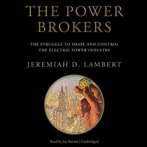 The Power Brokers  Audiolibri