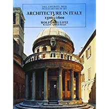 Architecture in Italy 1500–1600 (Paper)