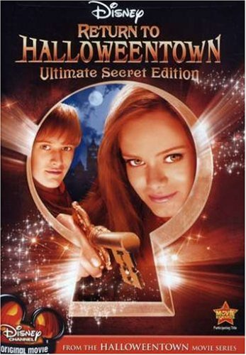 own (Ultimate Secret Edition) (Halloween Town Dvd)