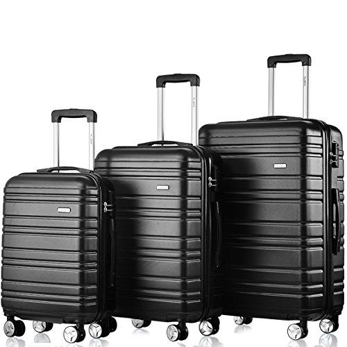 Flieks Koffer Set Hartschale im Test