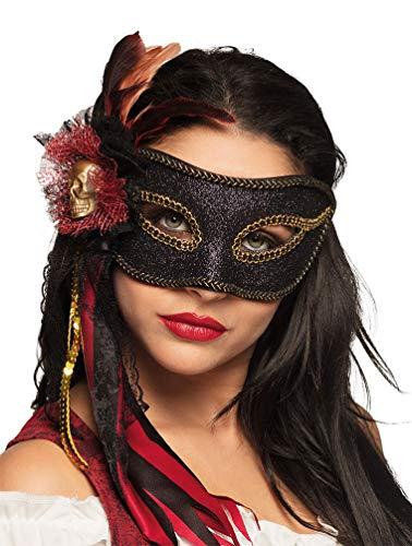 - Venezianische Piraten Maske