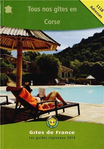 Gîtes Corse 2014 par Sas gites de france