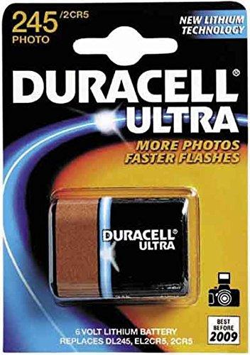 Duracell Batterie Ultra Photo Lithium 245 (2CR5) 1St. Duracell 6v Lithium Photo Batterie