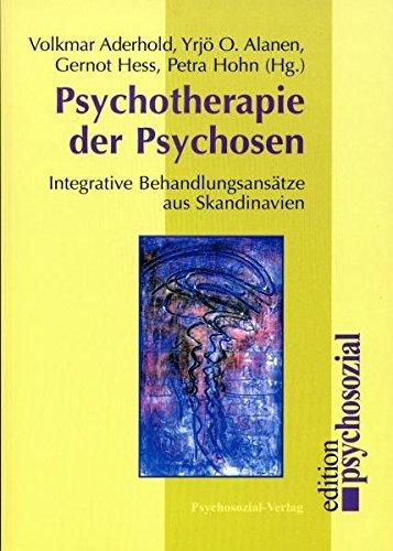 Cover »Psychotherapie der Psychosen«