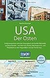 DuMont Reise-Handbuch Reiseführer USA, Der Osten: mit Extra-Reisekarte